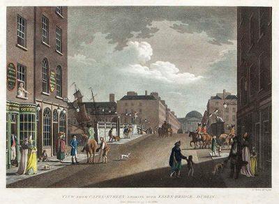 Capel Street / Lower Ormond Quay